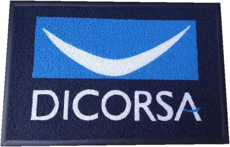 tapetes de entrada con logotipo   Queretaro   DICORSA  Dicorsa tapetes de entrada con logotipo queretaro 244