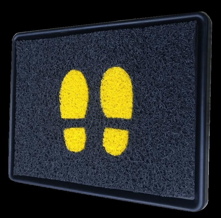 Tapete Desinfectante 48cmx40cm | Queretaro | Tapete City tapete desinfectante 48cmx40cm Tapete Desinfectante 48cmx40cm para Uso Rudo Charola desinfectante zapatos 48 X 40